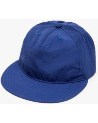 Need Supply Co. Pleat Cap In Royal Blue - Lyst