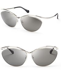 Balenciaga Cat Eye Sunglasses - Lyst