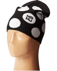 Marc By Marc Jacobs Charlie Dot Hat - Lyst