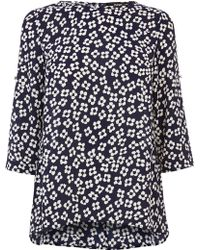 Oasis The Daisy Top - Lyst