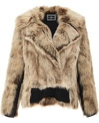 Helen Yarmak International - Fox Fur Jacket - Lyst