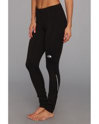 The North Face Black Gtd Tight - Lyst