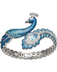 Lord & Taylor - Peacock Bracelet - Lyst