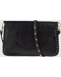 Marc B. - Large Leather Bag - Lyst