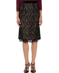 Erdem Floral Lace Marley Skirt - Lyst