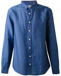 Chinti & Parker Classic Button Down Shirt - Lyst