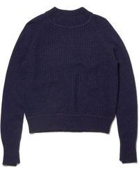 A.L.C. Jackson Sweater blue - Lyst