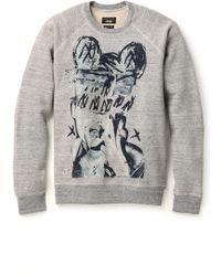 Marc Jacobs Bast Print Sweatshirt - Lyst