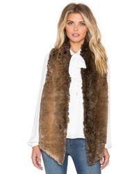 Yumi Kim - Cuddle Me Chic Faux Fur Vest - Lyst