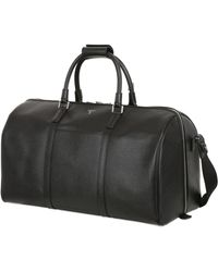 Serapian - Saffiano Leather Duffle Bag - Lyst