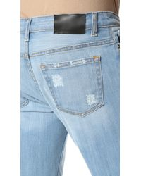 Ovadia And Sons - Distressed Jeans - Lyst