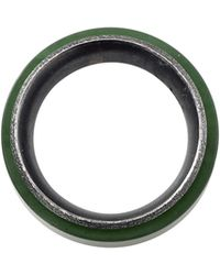 Todd Reed - Men's Green Jade Spinner Ring - Lyst