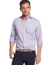 Hugo Boss Boss By Black Sharpfit Boldcheck Dress Shirt - Lyst
