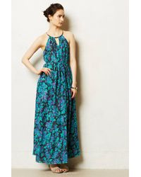 Zimmermann Larache Maxi Dress - Lyst