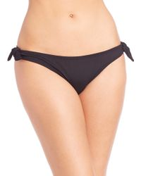 Shoshanna | Bow Bikini Bottom | Lyst