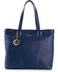 Versace Logo Shoulder Bag - Lyst