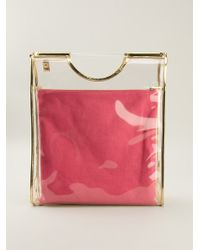 Charlotte Olympia Transparent Shopper - Lyst