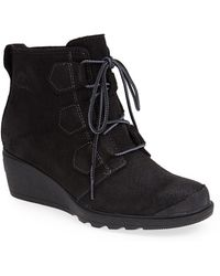 Sorel 'Toronto' Waterproof Lace-Up Boot - Lyst