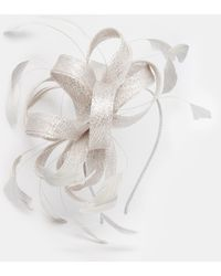 Coast - Lurex Fascinator - Lyst