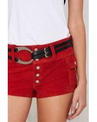 Nasty Gal - B-low The Belt Kevin Leather Belt - Lyst