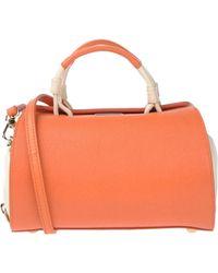 Furla Handbag orange - Lyst