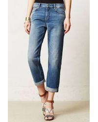 MiH Jeans Phoebe Slim Slouch Jeans - Lyst