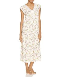 Carole Hochman - Damask Garden Long Gown - Lyst