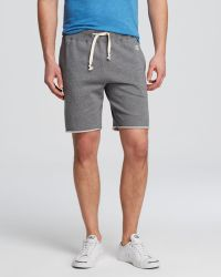 Todd Snyder X Champion Todd Snyder + Champion Cutoff Sweatshorts - Bloomingdale'S Exclusive - Lyst