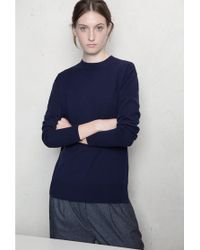 Mango Premium - Cashmere Wool-blend Sweater - Lyst