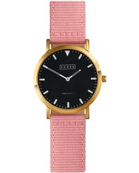 Shore Projects - Pink St Ives Watch - Lyst