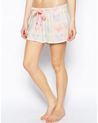 Asos Pastel Cat Short - Lyst