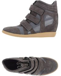 Carla G - Hightops Trainers - Lyst
