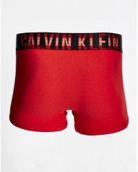 Calvin Klein | Power Electric Ltd Cotton Trunk | Lyst