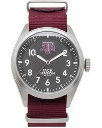 Jack Mason Brand   Nato Strap Watch   Lyst