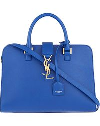 Saint Laurent Small Cabas Box Tote - For Women - Lyst
