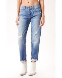 Mother Denim B The Loosey - Lyst