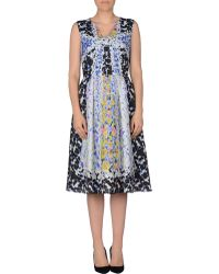 Peter Pilotto | Short Dress | Lyst