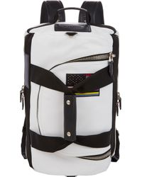 Givenchy 17 Convertible Gym Bag Backpack - Lyst