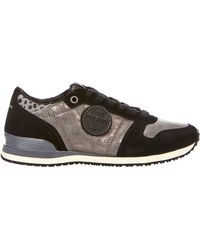 Pepe Jeans - Trainers  Wedge Trainers - Gable Metallic - Lyst