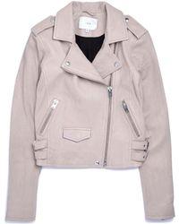 IRO | Ashville Leather Jacket | Lyst