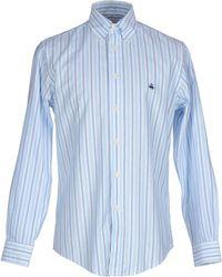 Brooks Brothers | blue Shirt | Lyst