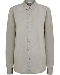 James Perse Core Shirt - Lyst