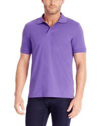 Hugo Boss Firenze/Logo | Regular Fit, Cotton Polo Shirt - Lyst