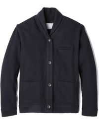 Patrik Ervell - Technical Knit Cardigan - Lyst