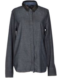 Rag & Bone Shirt - Lyst