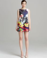 Alice + Olivia Alice Olivia Dress Island Woman Shift - Lyst