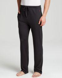 Ralph Lauren Supreme Comfort Lounge Pants - Lyst