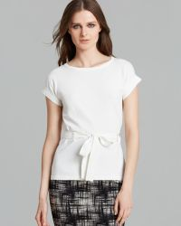 Raoul Belted Tee - Lyst