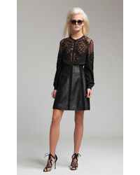 Alice By Temperley Ezra Shirt - Lyst