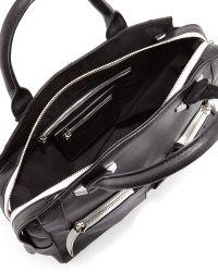 Romy Gold - Double-zip Dome Shopper Bag - Lyst